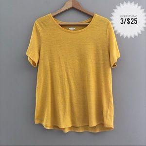 Women's OLD NAVY short sleeve top